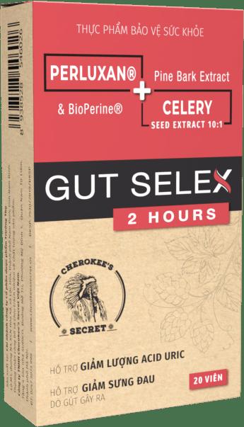 GUT SELEX 2 HOURS™
