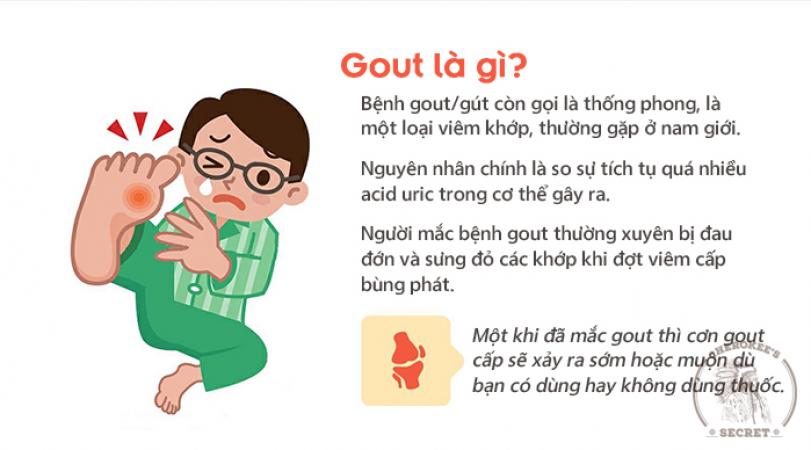 bệnh gout là gì de-gout